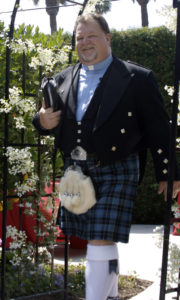 Bringing the ceremony traditions of the Scottish Highlands to your celebration!  Rev. Christopher MacFarlane Tuttle (FSA, Scot)  Scottish Wedding Vows; Romantic ~ Traditional ~ Scottish!