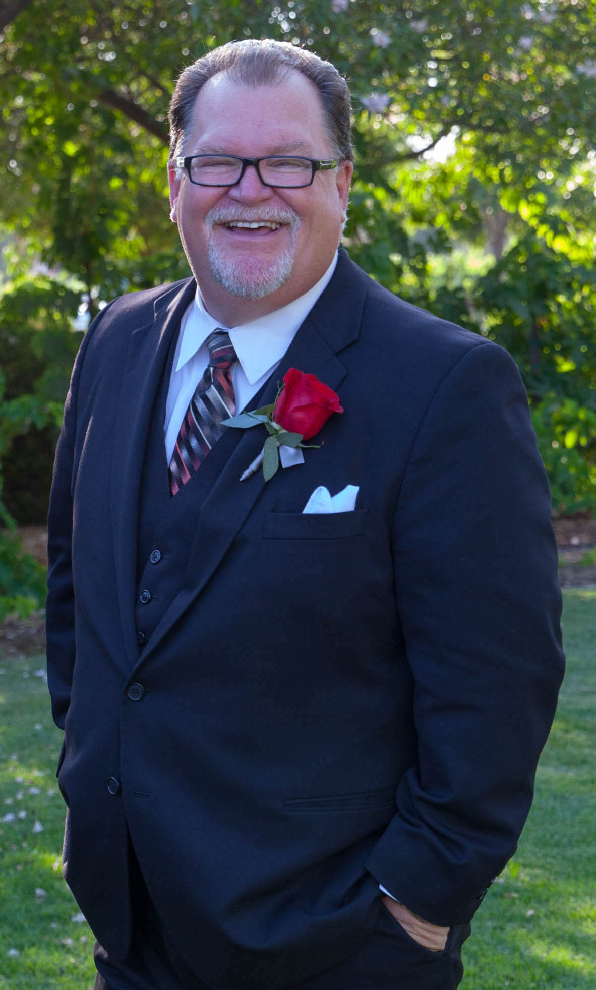 Rev. Christopher Tuttle, San Diego Wedding Officiant | San Diego Wedding Chaplain